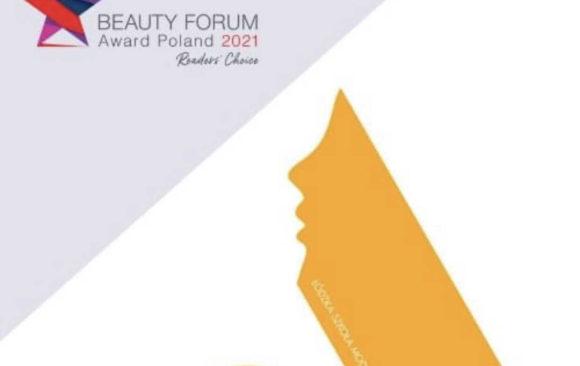 Beauty Forum Award 2021